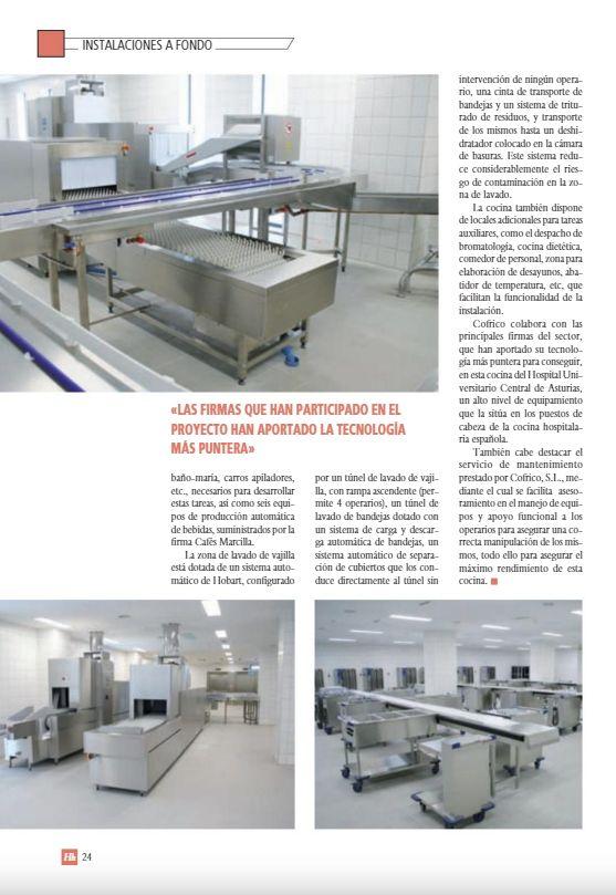 Reportaje Cocina Hospital HUCA en Hh Servicios Sociosanitarios Pagina 3