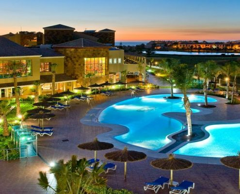 Climatizacion Hotel Elba Costa Ballena|Obras
