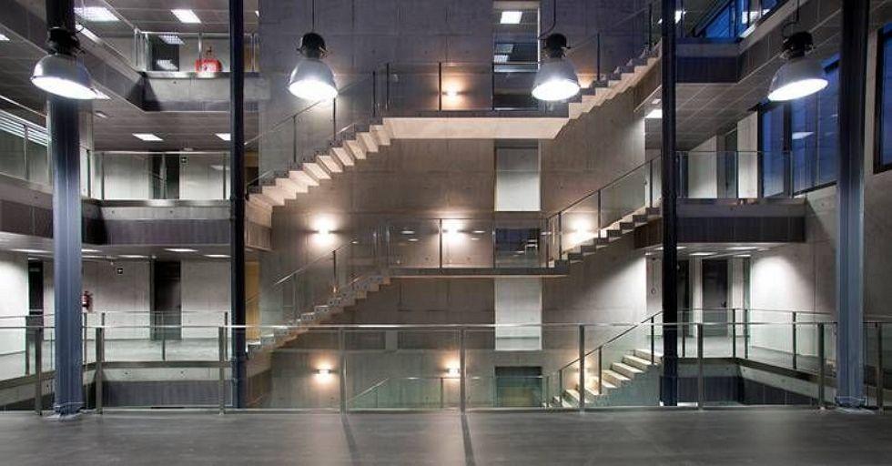 Climatizacion Comercial Edificio Ministerio Fomento Coruña|Obras