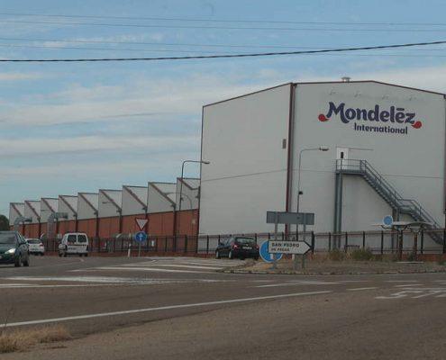 Mondelez Climatizacion Industrial Sala Envasado Quesos