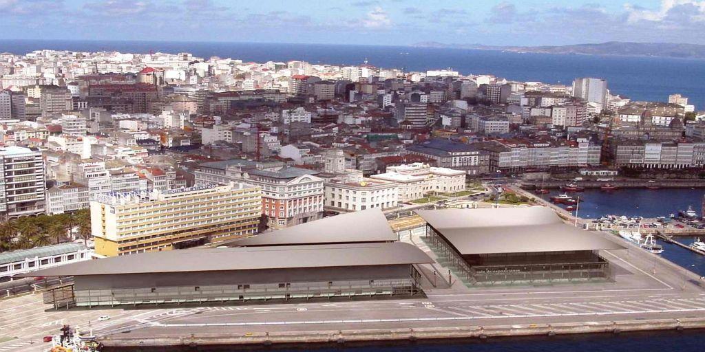 Climatizacion Palacio Exposiciones y Congresos A Coruña|Obras