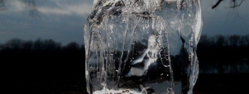 El hielo y su fabricacion. Tipos de hielo y proceso de fabricacion