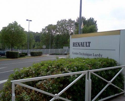Frio Industrial Centro de Investigación Renault |Obras