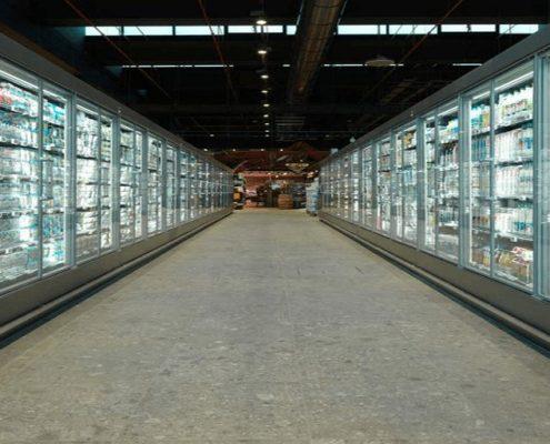 Ventajas renovacion mobiliario o cambio refrigerante CO2 Frio comercial