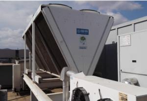 Refrigeracion con CO2 gava