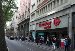 barcelona carrefour ramblas