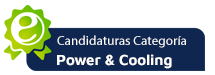 Candidatura Power Cooling Enertic Awards 2018
