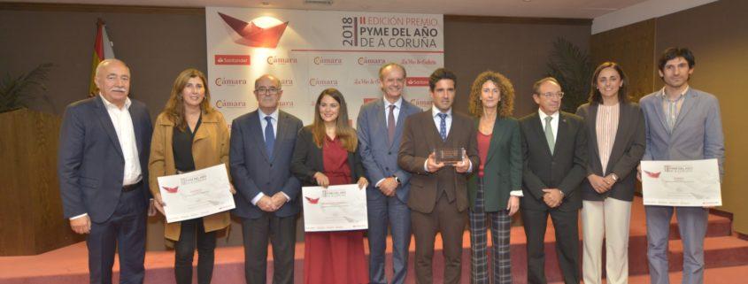 premio mejor pyme 2018 coruña