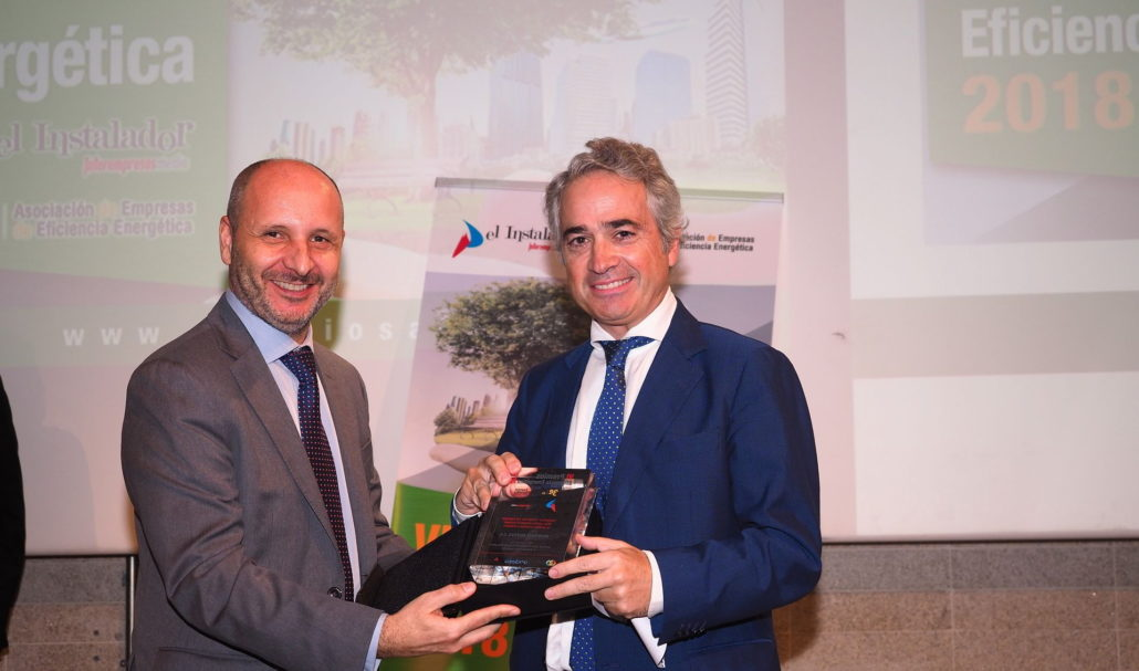 Rafael Perez Ruiz Iberfruta Cofrico entrega premios a3e