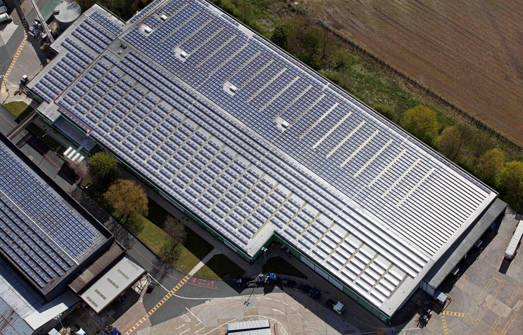 Aplicaciones de la Energia Solar en la Industria