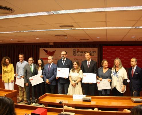 Cofrico Premio Pyme Coruna 2019 Categoría Innovacion