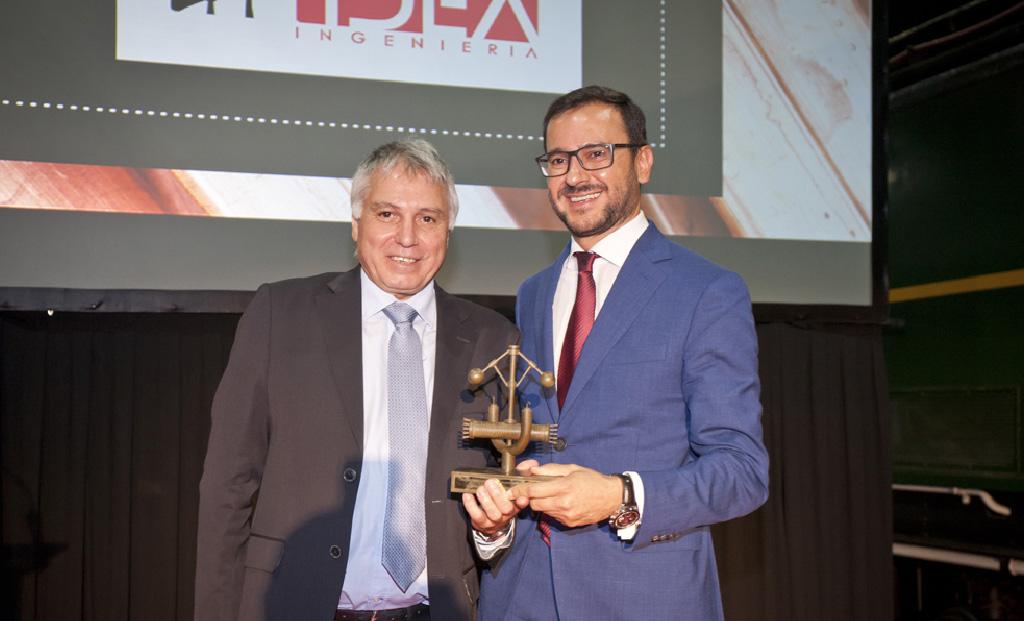 Premios Nacionales Ingenieria Industrial 2019