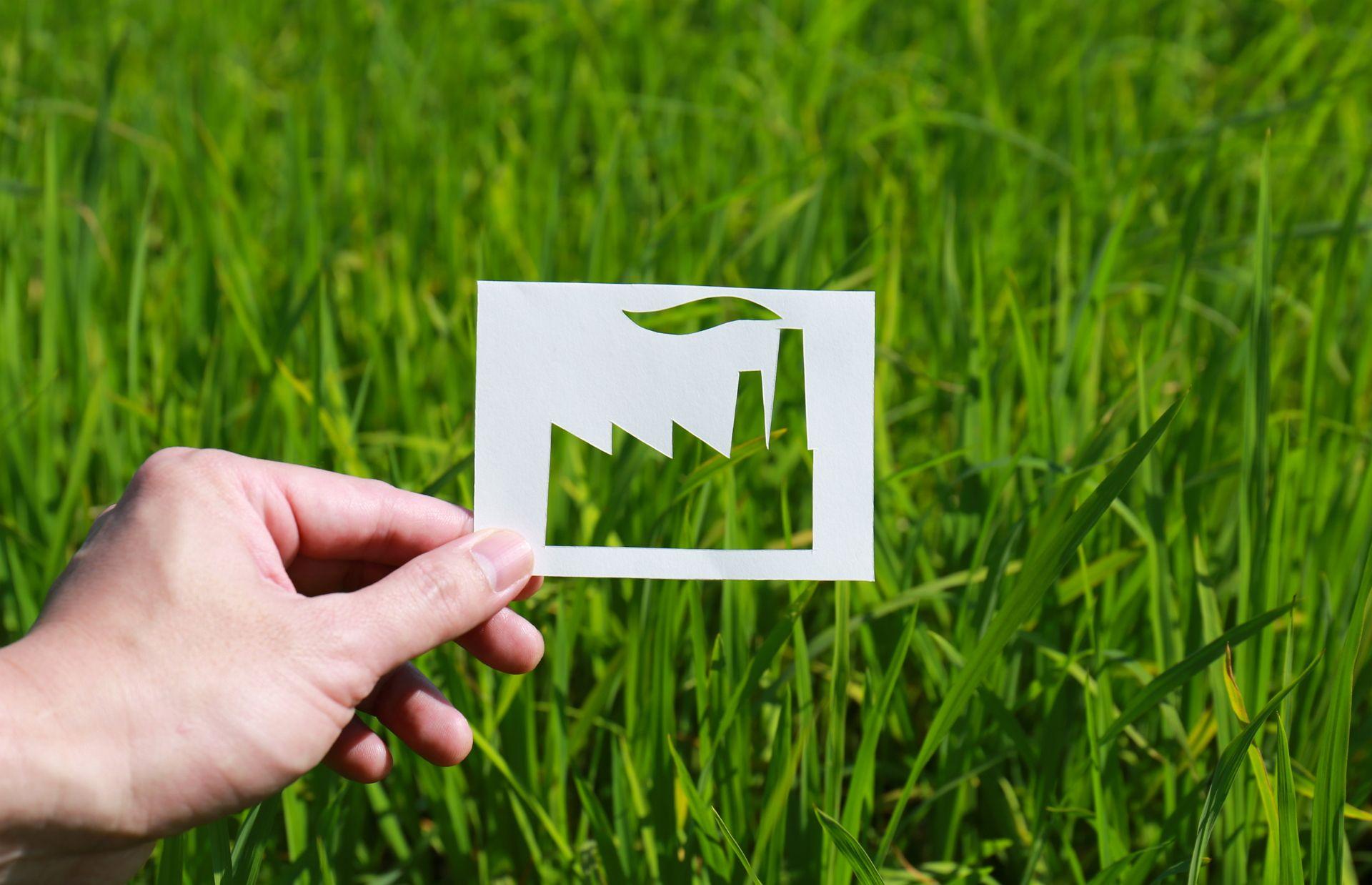 industria verde medio ambiente