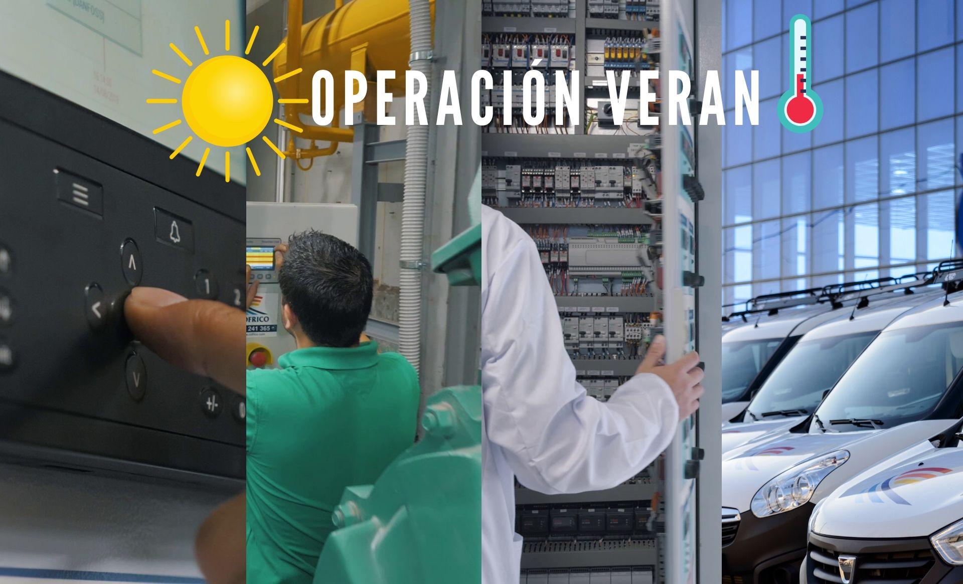 mantenimiento refrigeracion operacion verano
