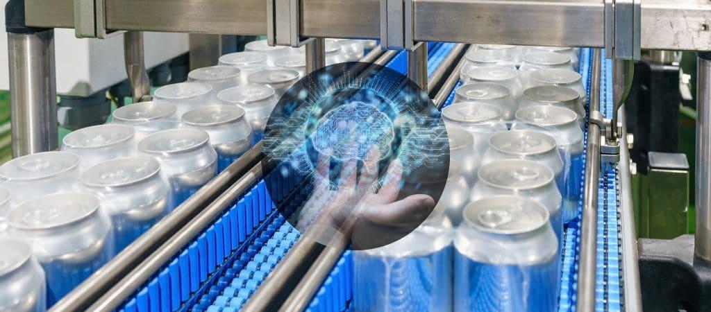 informe industria 4.0 bebidas mantenimiento predictivo