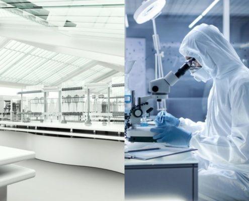 salas blancas industria farmaceutica climatizacion salas blancas