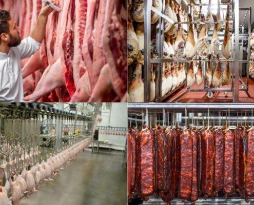 refrigeracion de la carne frio industria carnica